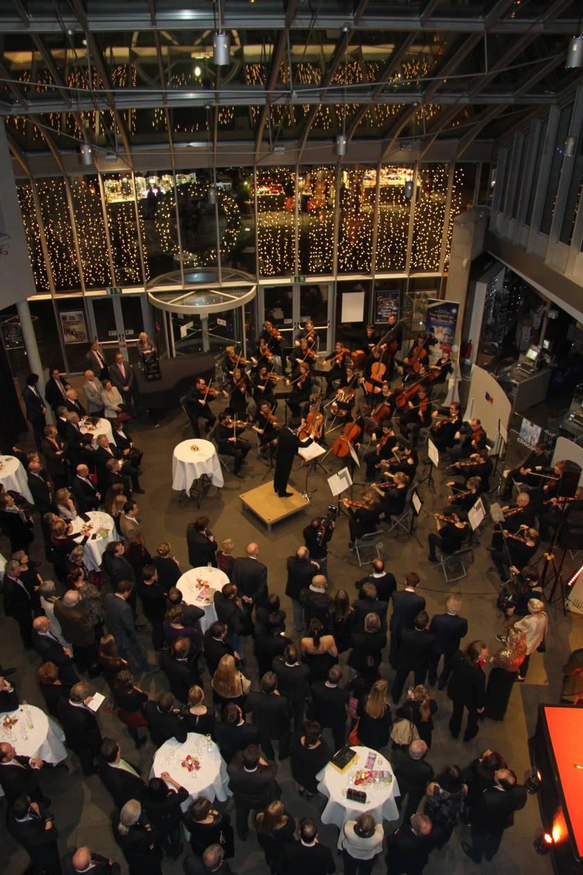 Flora Sinfonie Orchester Gala 2014