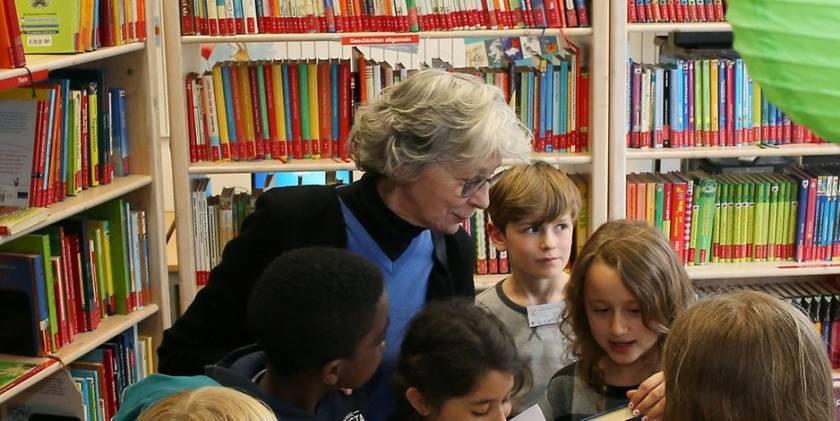 Frau Hedwig Neven DuMont wird von Frau OB Henriette Reker als Ehrenbürgerin vorgeschlagen und im August 2020 ausgezeichnet